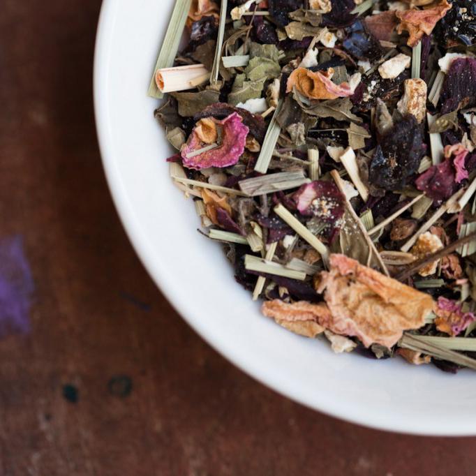 hibiscus c fusion tea