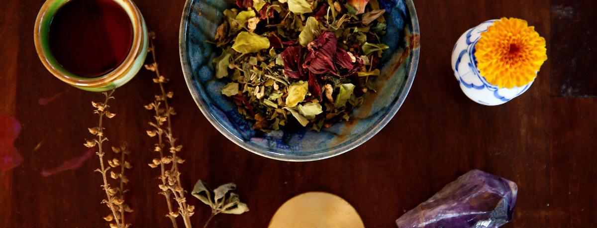 moon tea ritual