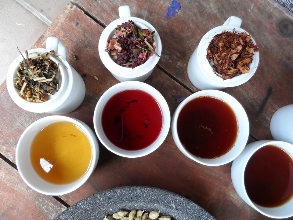 organic ethical tea